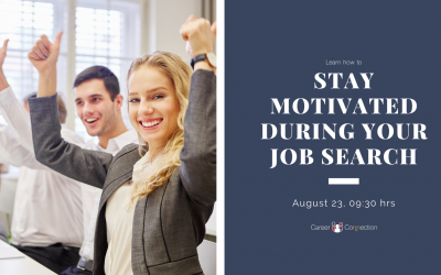 How To Stay Motivated During Your Job Search