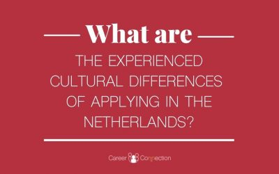 What are the cultural differences of applying in the Netherlands?